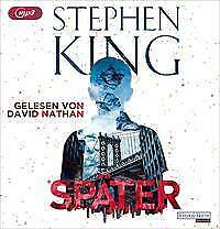 Hörbuch Später von Stephen King (2021)