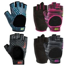 Nike Gloves Women Fitness Ladies Gym Sports Crossfit Workout Training