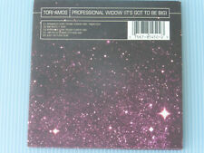 Tori Amos: Professional Widow (Deleted 1996 5 track CD single in Card sleeve)