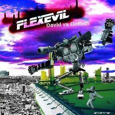 FLEXEVIL - David Vs. Goliath - CD Album