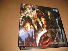 X-Files Trading Card Binder Album Topps
