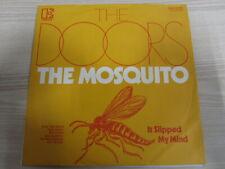 Single /  The Doors – The Mosquito / DE PRESS / 1972 / RAR /