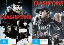 Flashpoint - Season 4 & 5 NEW DVD