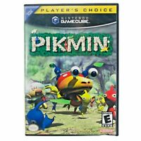 Pikmin (2001) - Nintendo Gamecube - Real Time Strategy Puzzle Olimar Video Game