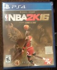 NBA 2K16 Michael Jordan Special Edition PlayStation 4 - PS4 - NEW & SEALED!