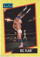 1991 WCW/WWE Impel #42 Ric Flair near mint