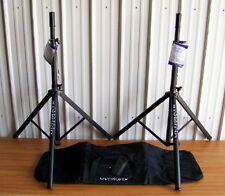 2 Ultimate Support TS70B Speaker Stands BAG90D Package! Free US 48 State Ship!
