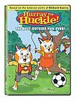 Hurray For Huckle - Best Outside Fun Ever (DVD, 2009)