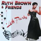 RUTH BROWN Let's Party 2CD 1950s Rhythm & Blues Rock 'n' Roll NEW Double CD
