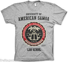 BETTER CALL SAUL AMERICAN SAMOA LAW T-Shirt  camiseta cotton officially licensed