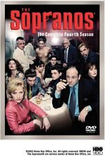 The Sopranos: The Complete Fourth Season [New DVD] Boxed Set, Repackaged, Slip