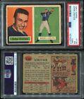 1957 Topps #138 John Unitas RC PSA 1 (MK) Baltimore Colts HOF U. of Louisville