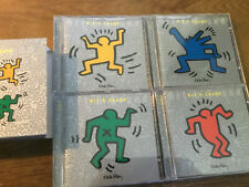 Art & Sound Fine Chillout Selection ?[4 CD Box]  Keith Haring