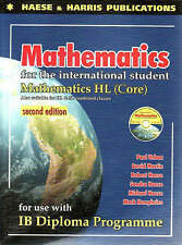 Mathematics for the International Students: IB Dipolma HL Core-ExLibrary