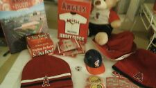 lot of MLB Los Angeles Angels of Anaheim souvenirs assorted