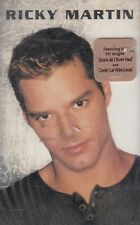 Ricky Martin Livin La Vida Loca Cassette New Sealed