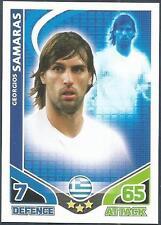 TOPPS MATCH ATTAX WORLD CUP 2010-GREECE-GEORGIOS SAMARAS