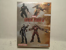 DRAGON MODELS #35104 IRON MAN 3 DISASTER RESCUE SUIT 1/24 NEW IN BOX