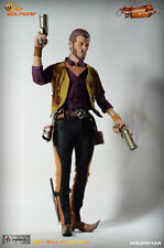 1:6 scale WOLFKING WK98010A western story REDHEAD DENNY complete boxset