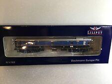 Liliput L364550 N Gauge Baggage Coach Karwendelexpress DRG EP II New T48 Post