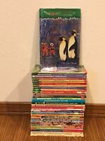3rd Grade Chapter Book Lot Boys Interest 36 Books Magic Tree House Black Lagoon