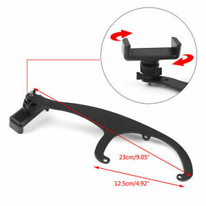 360° Rotated Car Phone Mount Cradle Holder Stand For Mini Cooper extend 63~88mm