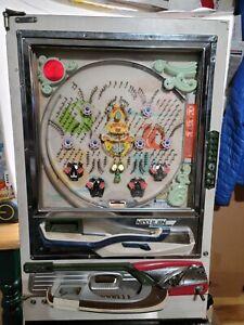 Nishijin Sophia Shiroi Kamome Super Deluxe Pachinko Machine Parts Or Repair 1976