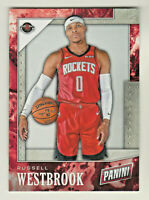 2019 Panini Black Friday #16 RUSSELL WESTBROOK Houston Rockets