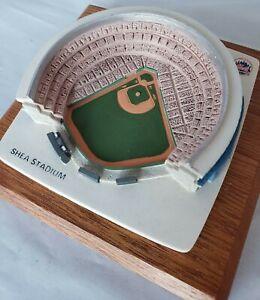 Shea Stadium Replica New York Mets NY Collectible Stadia Mundi Genuine MLB Item