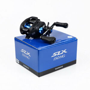 2018 Shimano SLX Baitcasting Fishing Reels 150/151/150HG/151HG/150XG/151XG