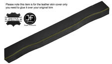 YELLOW STICH REAR TOP INTERIOR TRIM LEATHER COVER FITS CHRYSLER CROSSFIRE COUPE