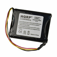 Hqrp Battery for TomTom Fmb0844048294, Xl 340, 340S Live Xl, Route Xl