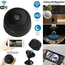 Mini Hidden Spy Camera WiFi Small Wireless Smart security Camera Full 1080P