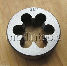 "G1/2""-14 Left hand Thread BSP Parallel British Standard Pipe Die"