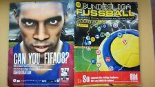 PANINI Album Bundesliga 2007 2008 Deutschland deutsche BL Fussball 50% beklebt
