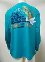 Long Sleeve Fishing Shirt UPF - Trout and Trail