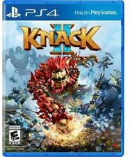 Knack 2 for PS4 or Playstation 4 Pro Console New Ships Fast !!!
