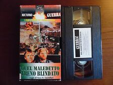 Quel maledetto treno blindato (Enzo G. Castellari, Bo Sevenson) VHS ed. Shendene