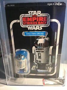Star Wars R2-D2 AFA 80 MOC