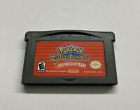 Pokemon Mystery Dungeon: Red Rescue Team (Nintendo GBA, 2006) *Authentic Tested*