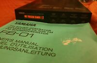 Yamaha FB 01 Classic with instructions 1980 FM Synthesiser  half rack module