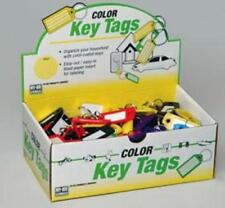 Hy-Ko Kb138-200 Plastic Id Key Tag, Box of 200