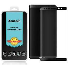 ZenTech® Tempered Glass FULL COVER Screen Protector For Samsung Galaxy S8+ Plus