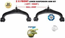 DODGE K52109987AD K52109987AE K52109986AD K52109986AE 2X FRONT SUSPENSION ARMS