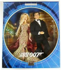 James Bond 007 Ken and Barbie Gift Set (Pop Culture Collection)(Collector Edit..