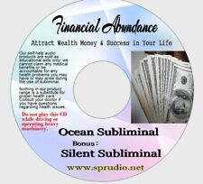 Financial Abundance Attract Wealth Money & Success in Your Life , Subliminal CD