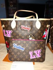 brand new Louis Vuitton Patches neverful mm monogram