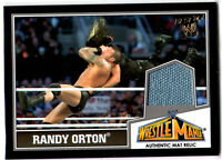 WWE Randy Orton 2013 Topps Best of Event Used WrestleMania 29 Mat Relic Card