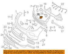 Mercedes MERCEDES-BENZ OEM 14-15 E350 Rear View-Backup Back Up Camera 0009053902