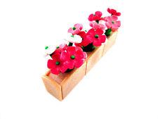 Playmobil Nostalgie Puppenhaus Rosa 5300 5305 7411 Blumen